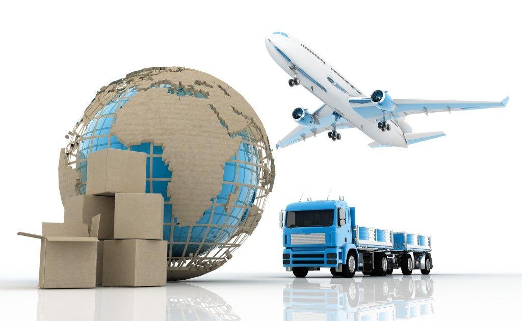 Международные перевозки и таможенное оформление грузов в аэропортах Шереметьево, Домодедово Москва