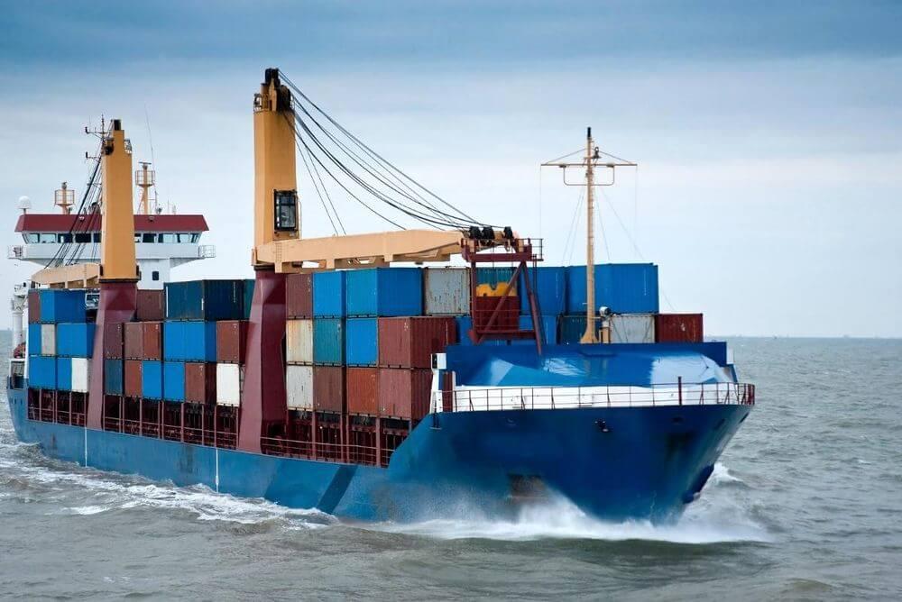 Международные морские, речные перевозки водным транспортом грузов