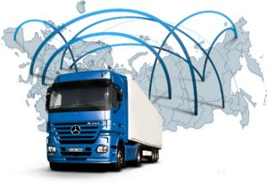 Стоимость международных грузовых автомобильных перевозок