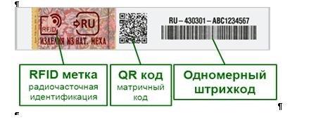 Порядок указания кодов идентификации товаров будет уточнятся с 02 февраля 2020 года